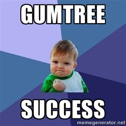 Gumtreesuccess
